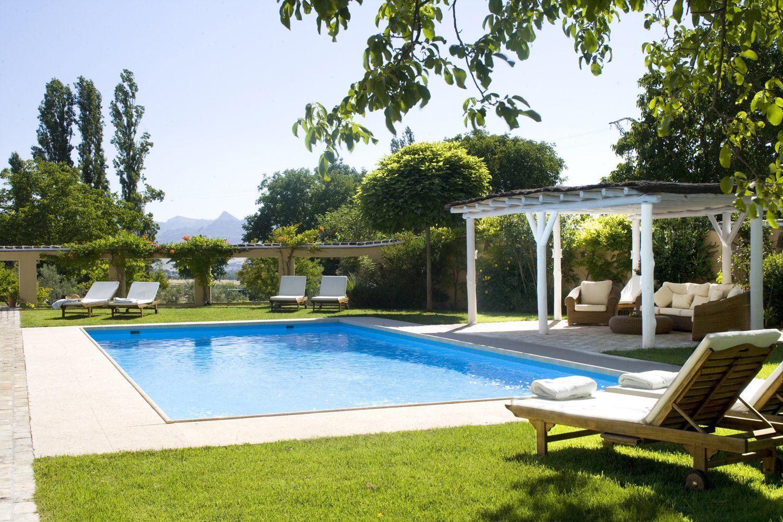 swimming pool at el noque