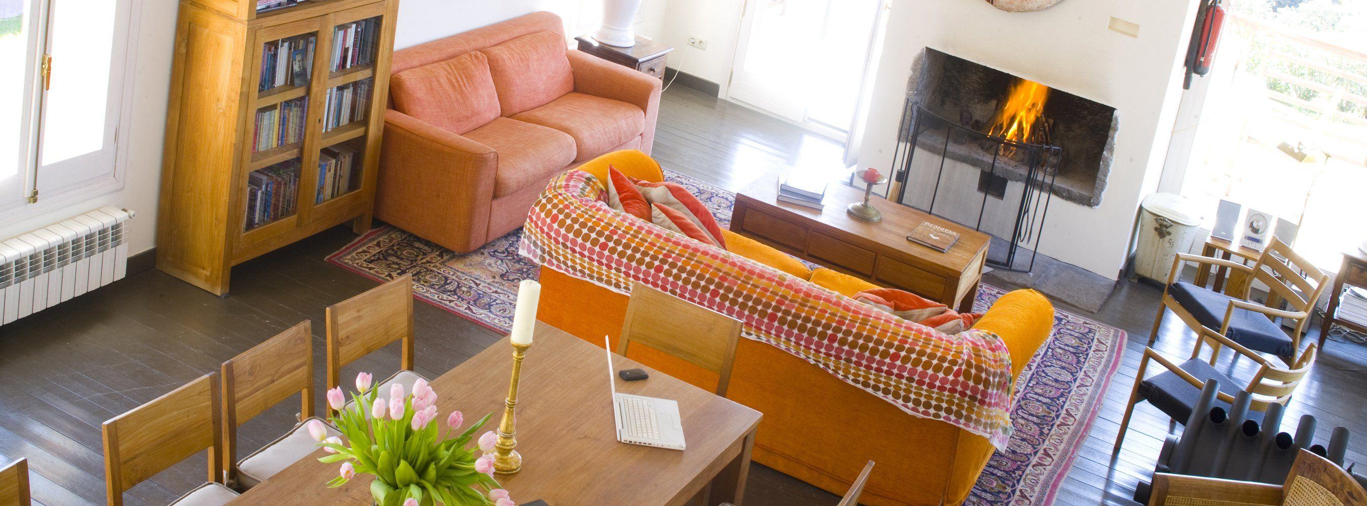villa ronda sitting room
