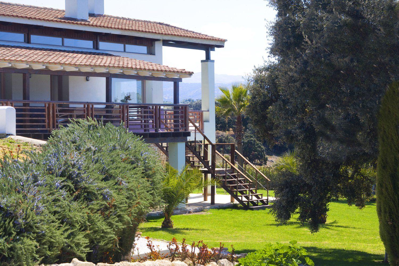 villa ronda facade