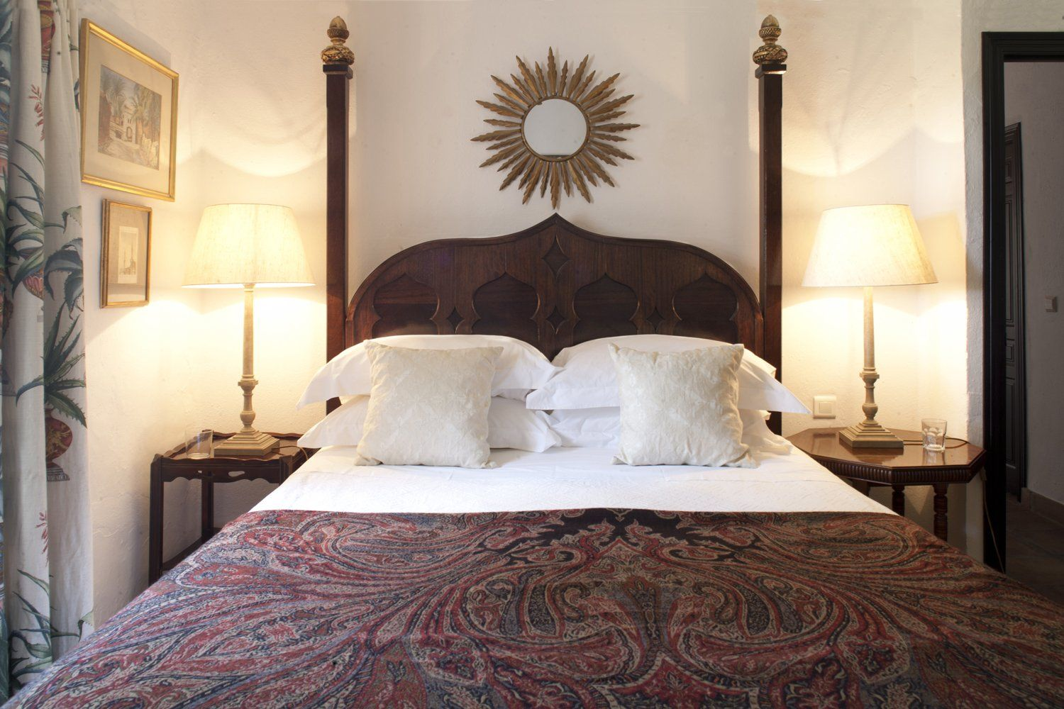 luxury bedroom ronda