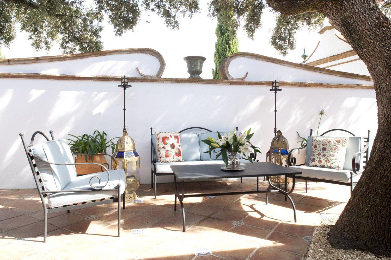luxury setting at el ventorillo