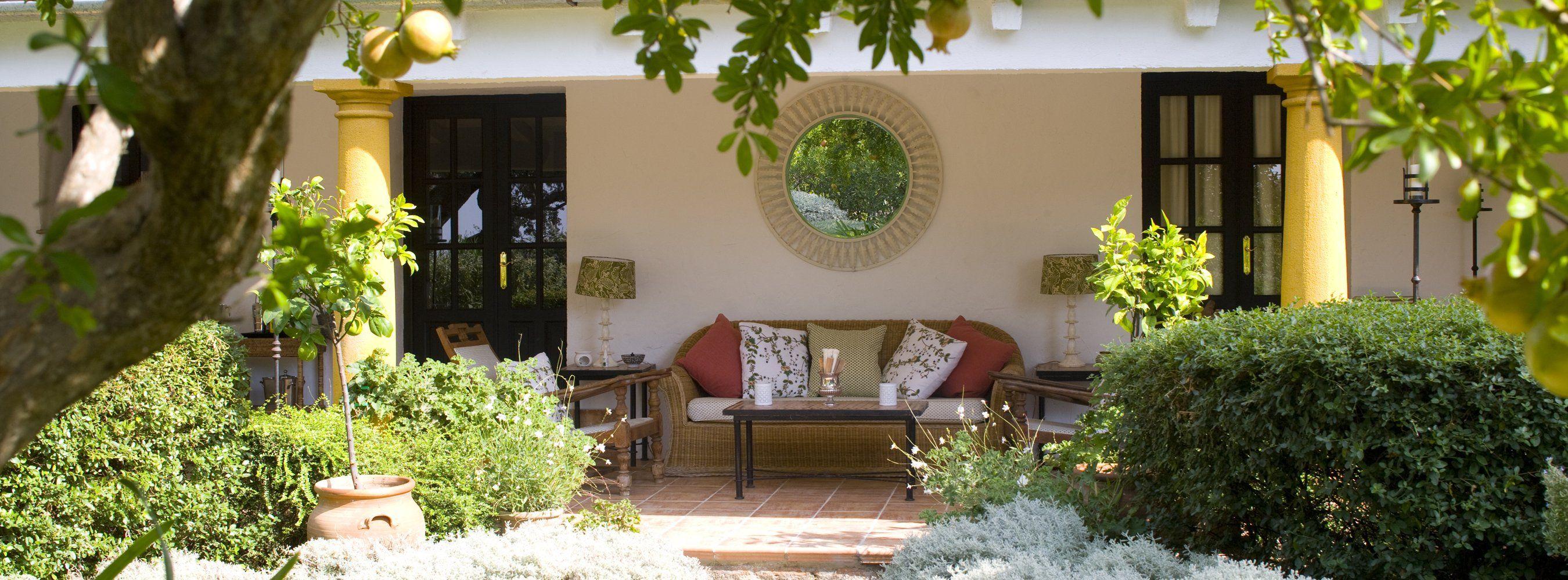 garden andalucia