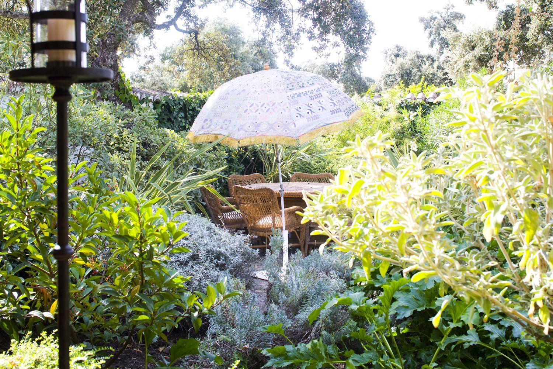 well designed garden ronda