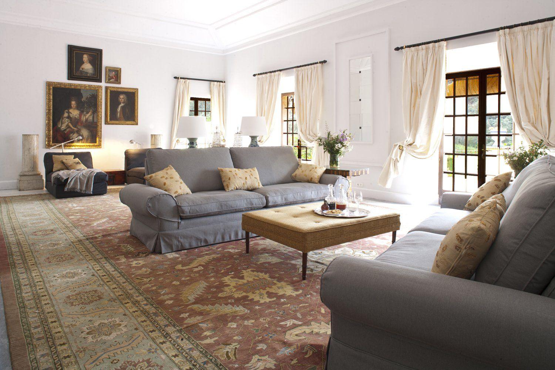 drawing room luxury villa
