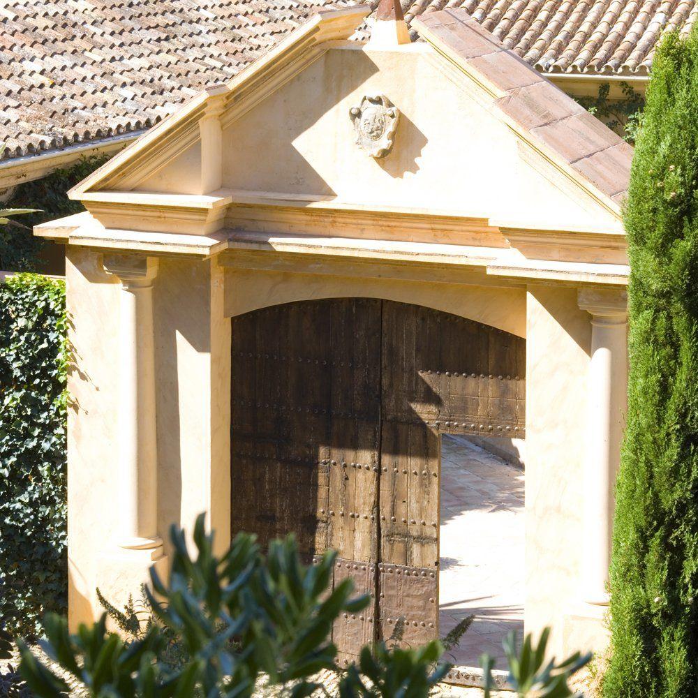 principle door
