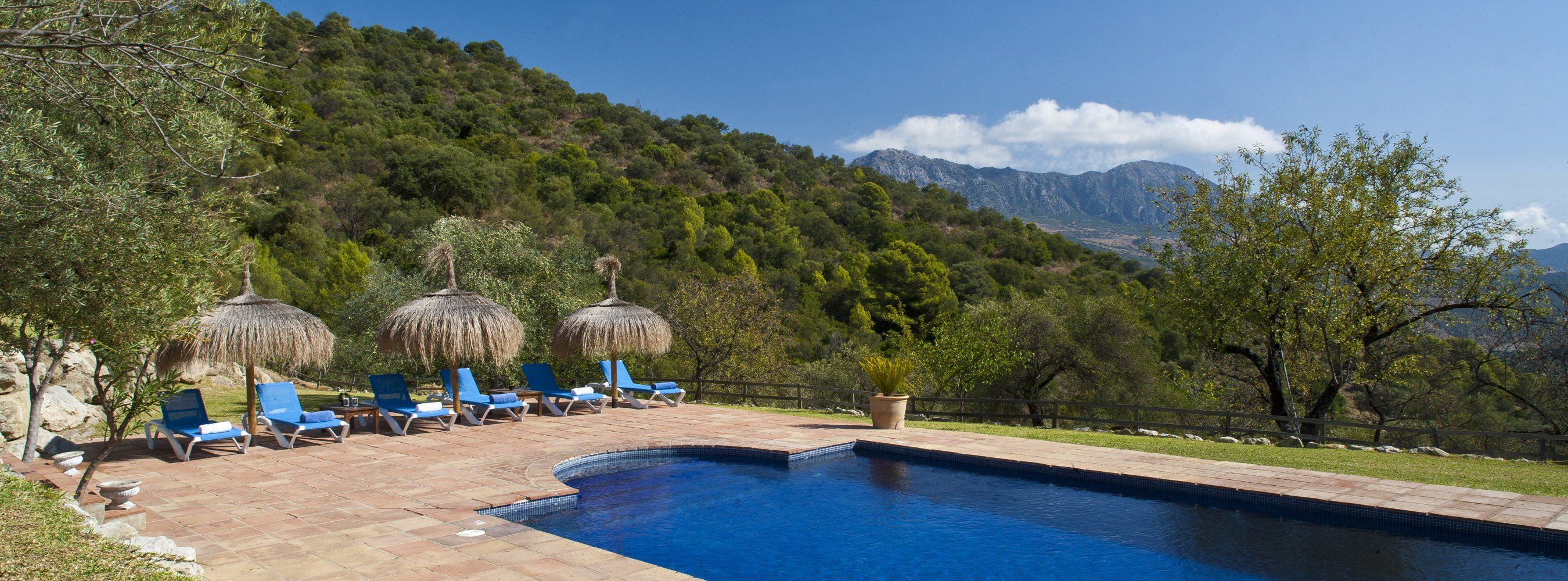 pool with view to africa
