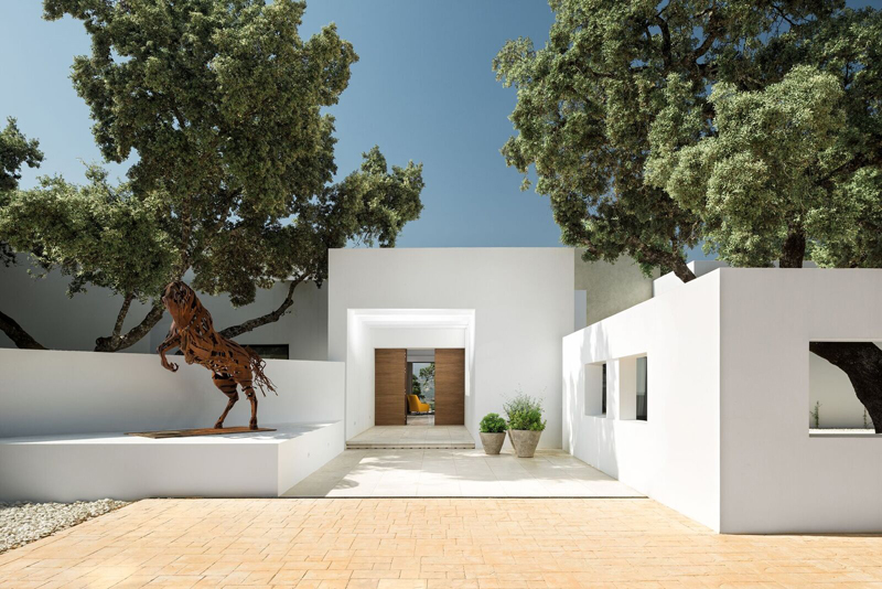 luxury villas andalucia spain