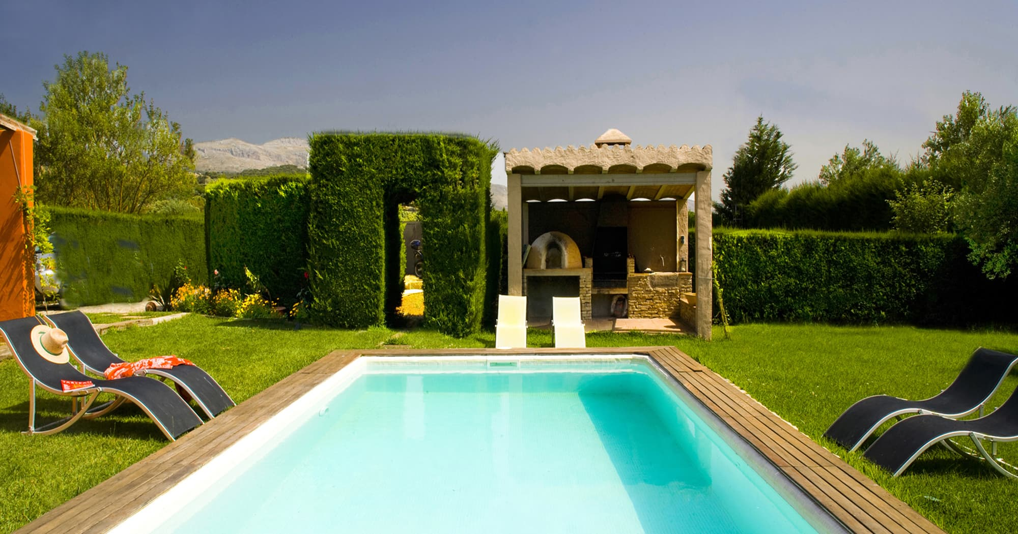 holiday villas andalucia spain