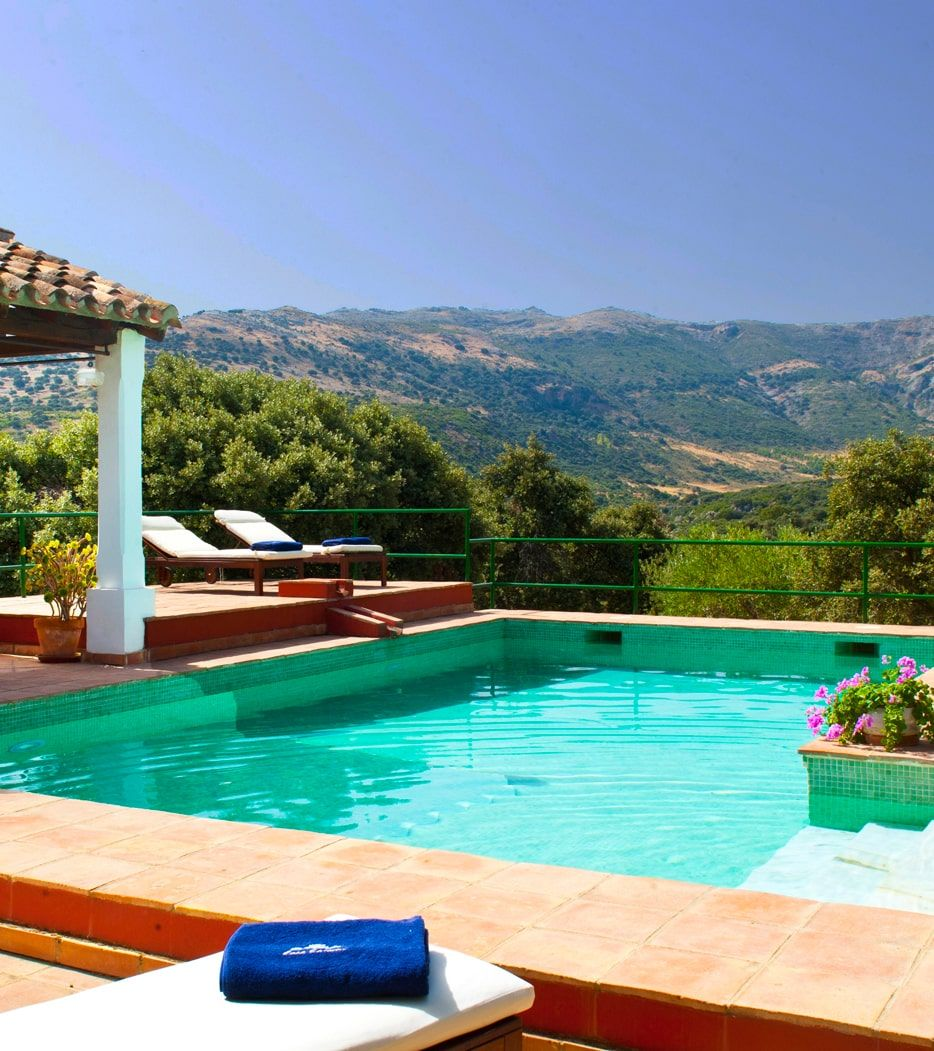views and pools in andalucia