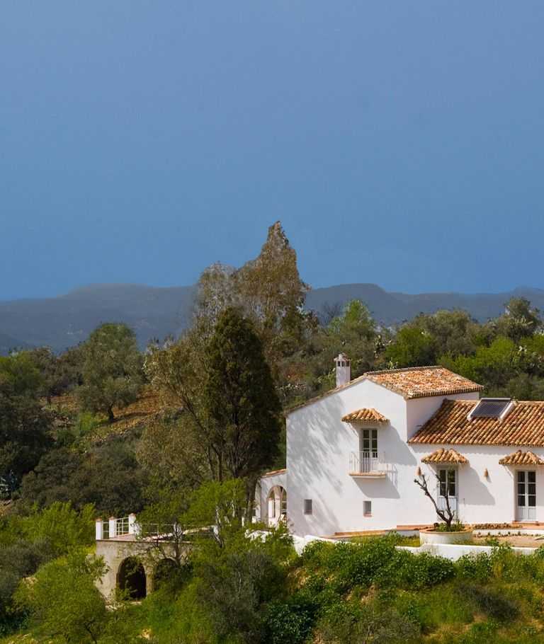 holiday villa near El Gastor Andalucia