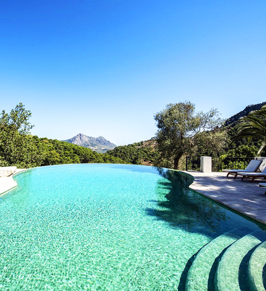 luxury villa at its best in spain