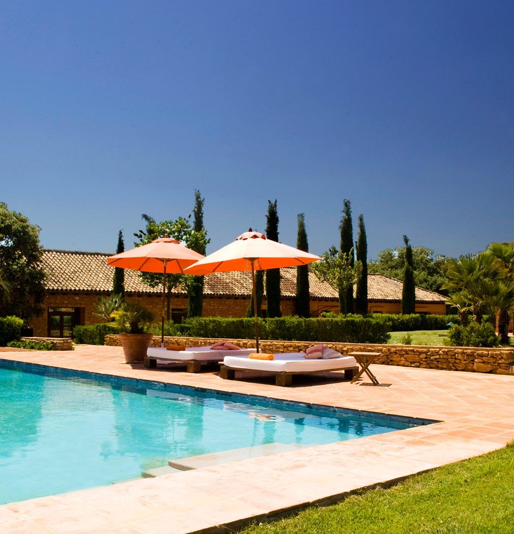 luxury pool house andalucia spain