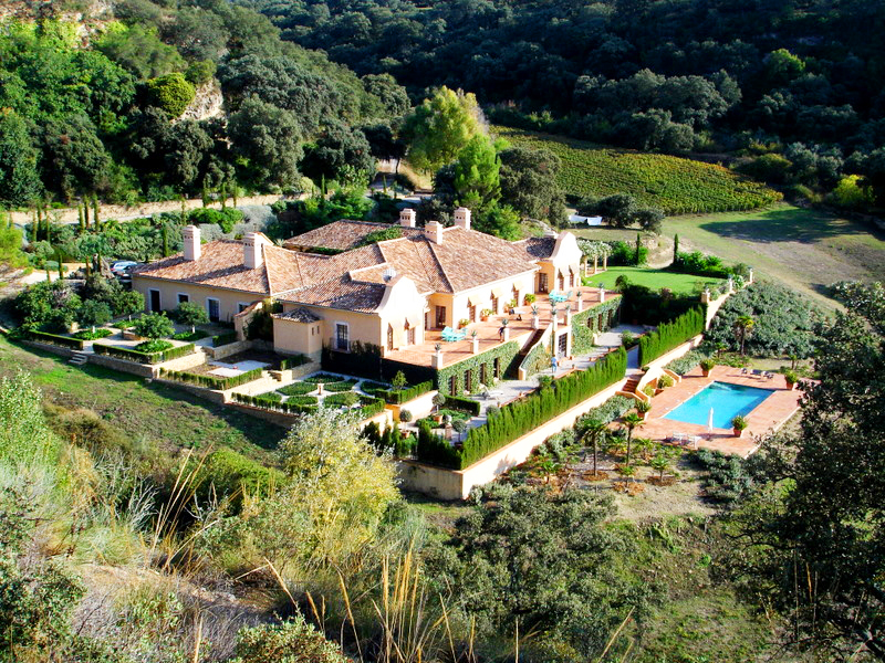 luxury villas andalucia