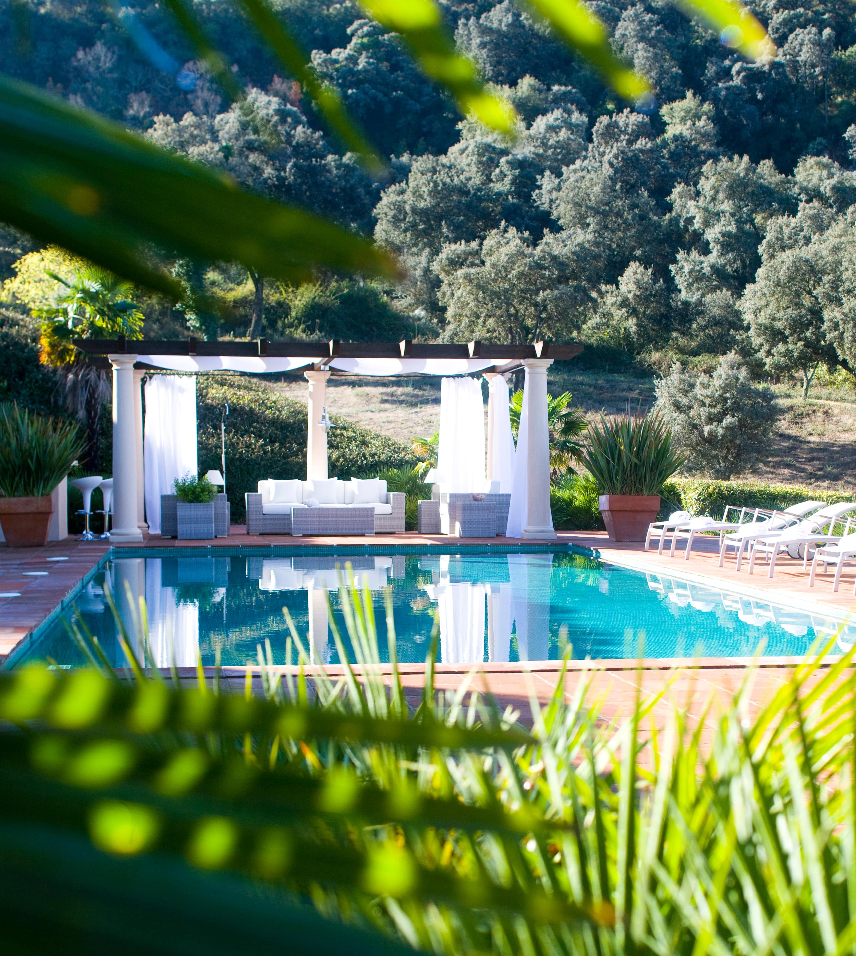 fabulous pool and view andalucia
