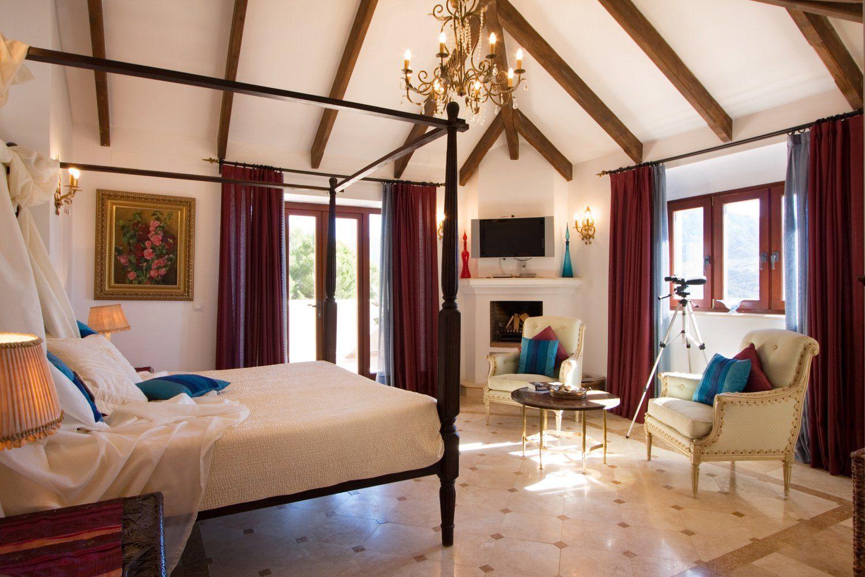 master bedroom gaucin