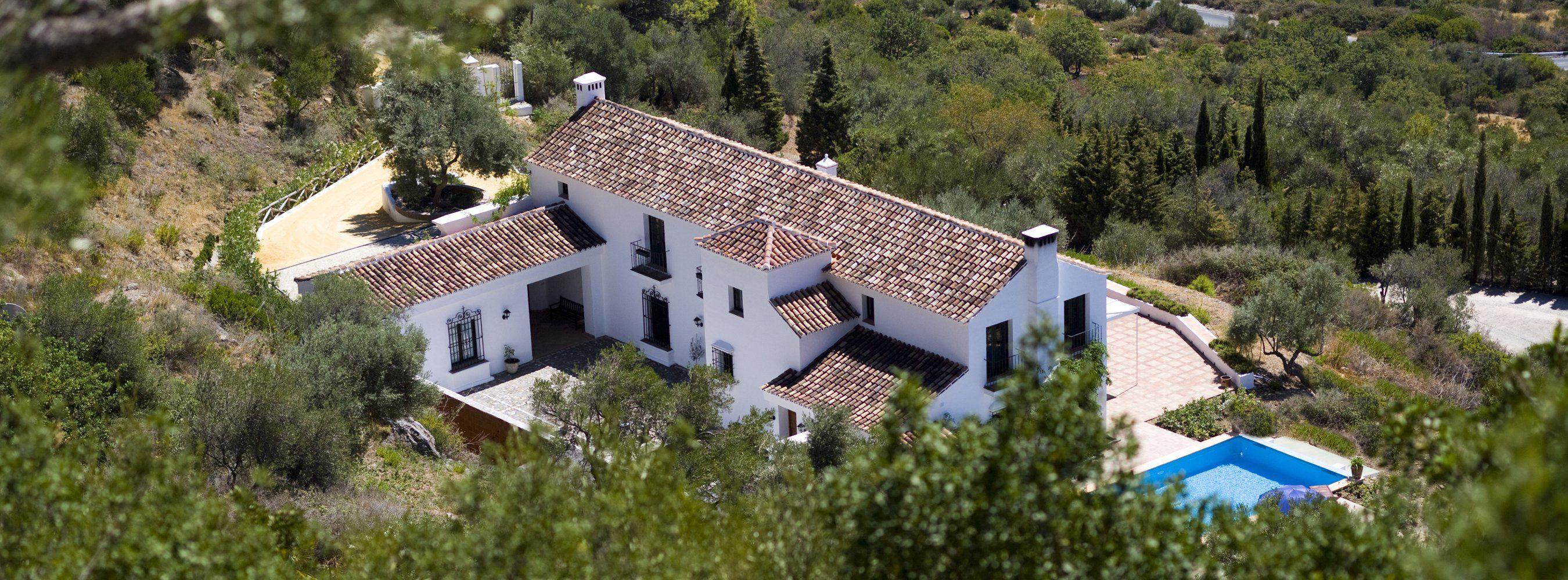 over view villa