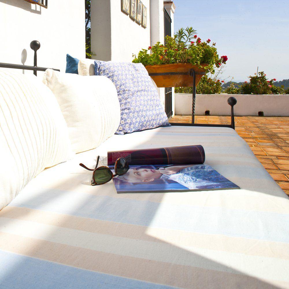sunny terrace gaucin
