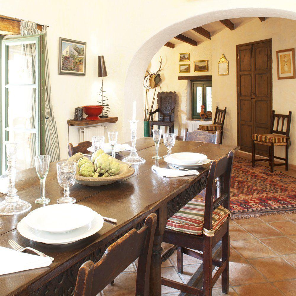 dining room villa