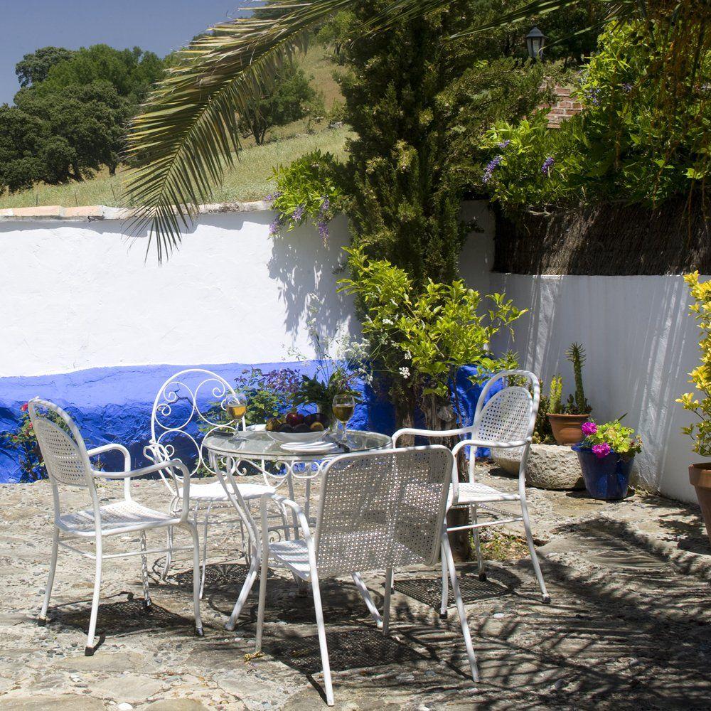 villa terrace grazalema
