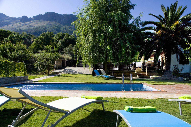 villas andalucia private pool