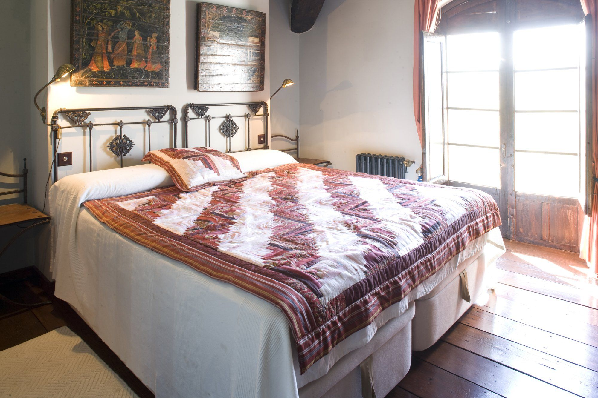 double bedroom two andalucia