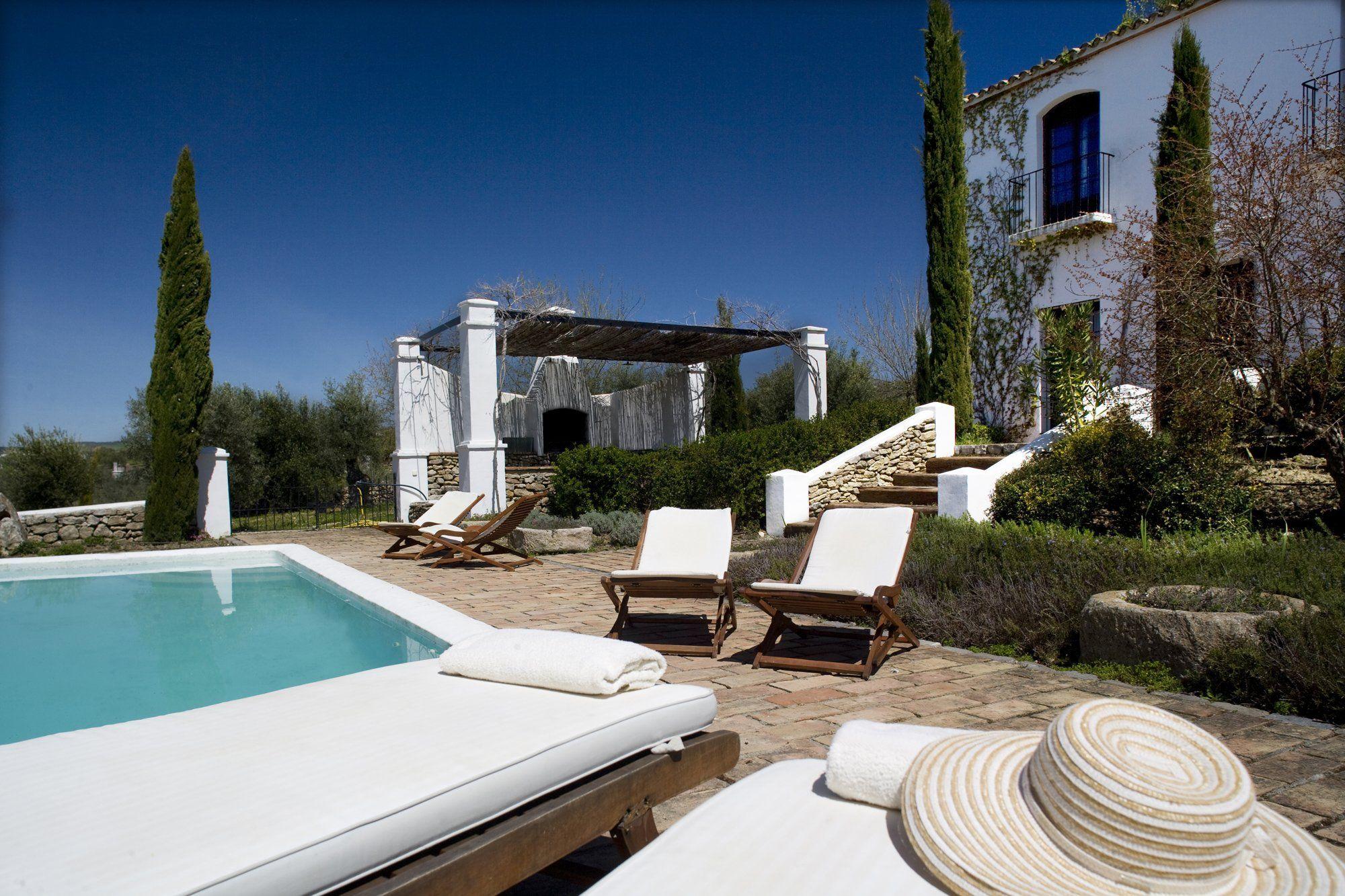 pool andalucia
