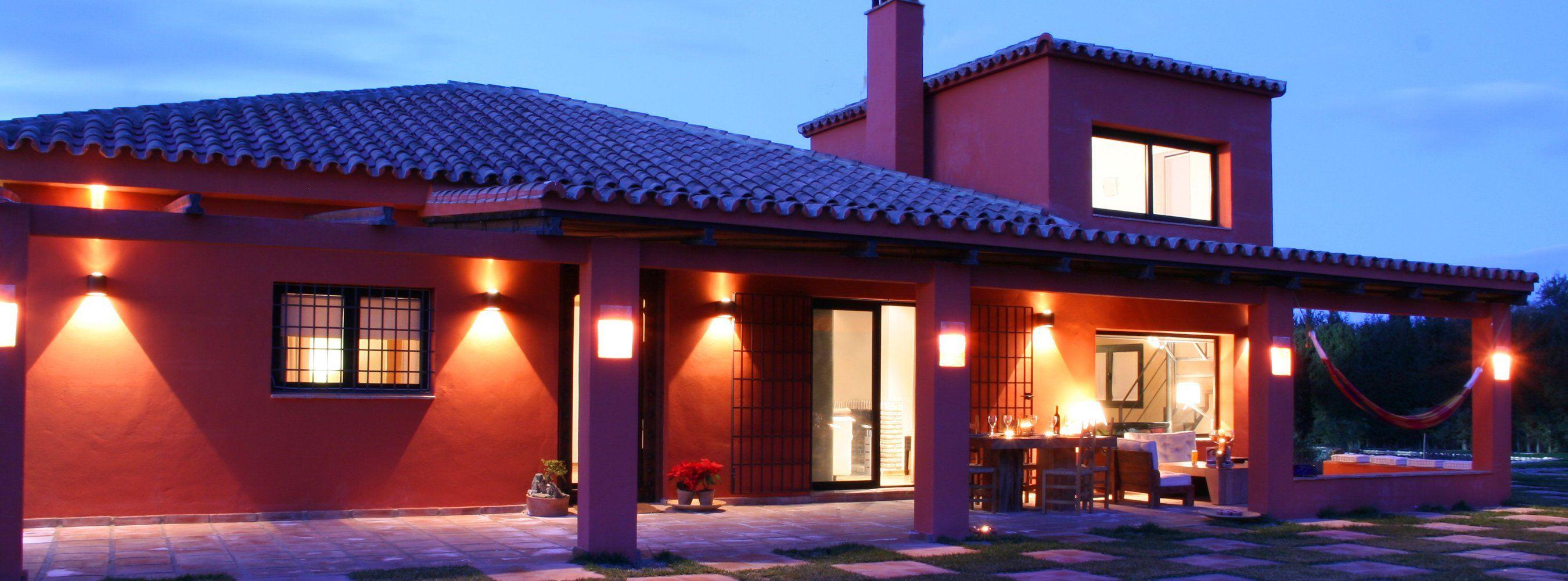 facade ronda villa
