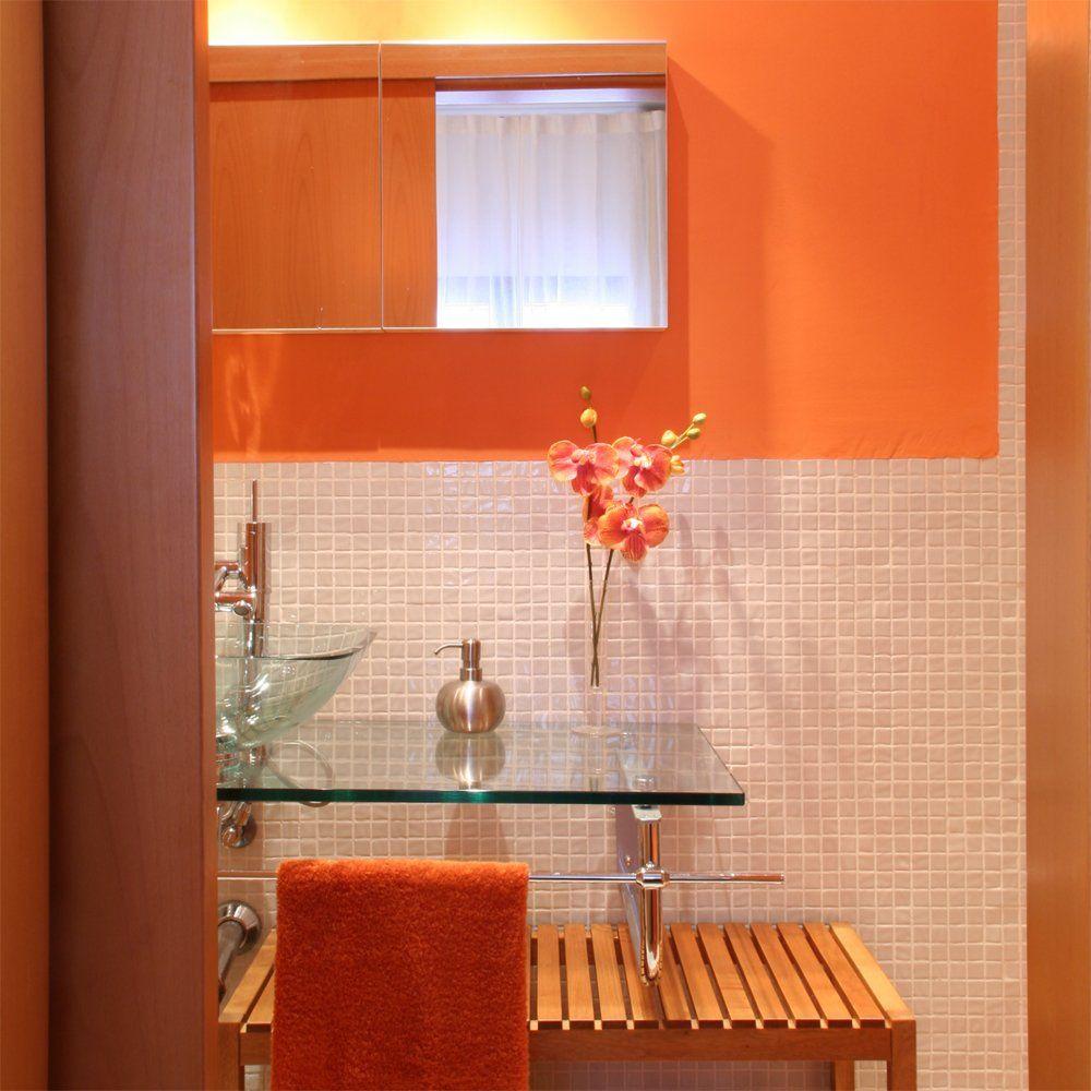 villa bathroom spain