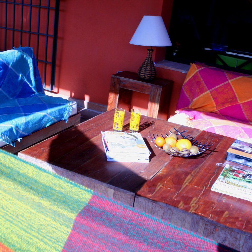 holiday villa terrace
