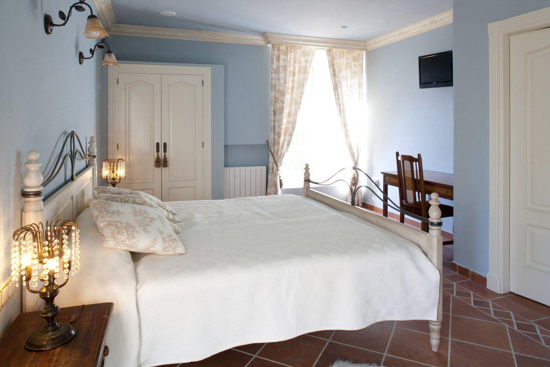 master bedroom villa ronda