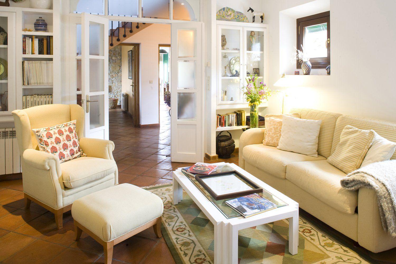 sittin room villa