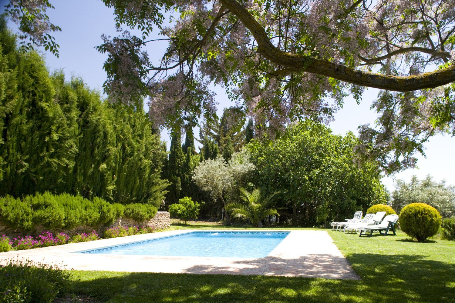 swimming  pool andalucia