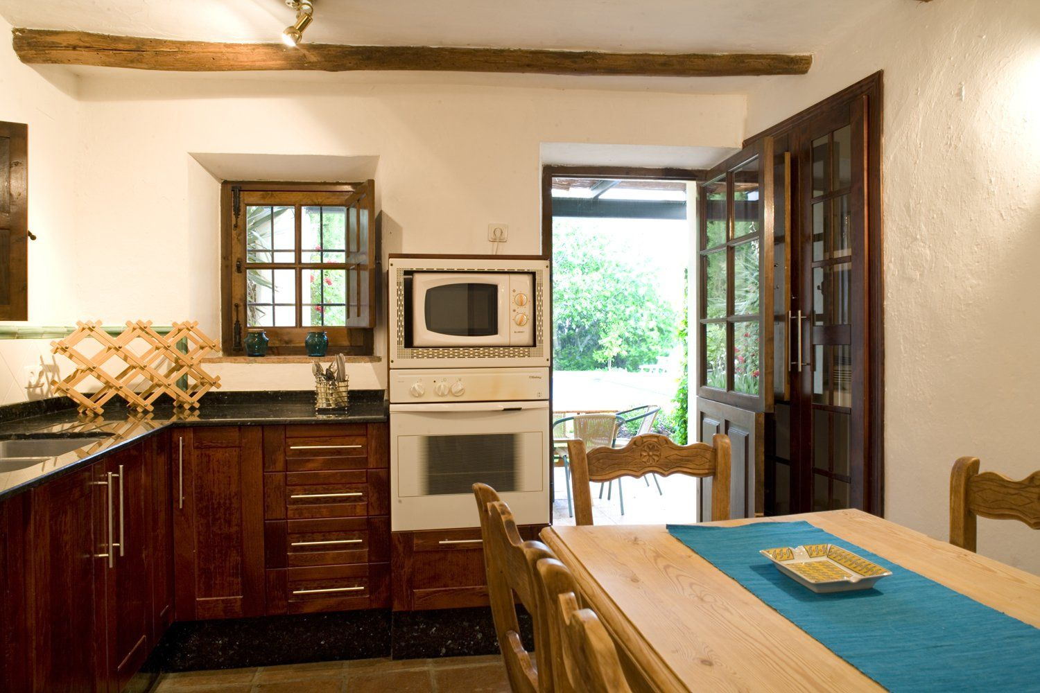kitchen andalucia