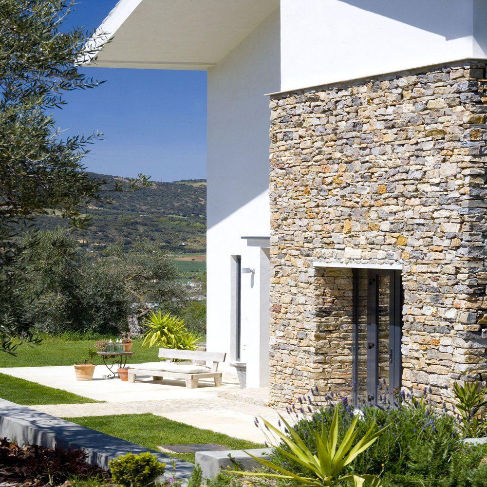 facade ronda luxury villa