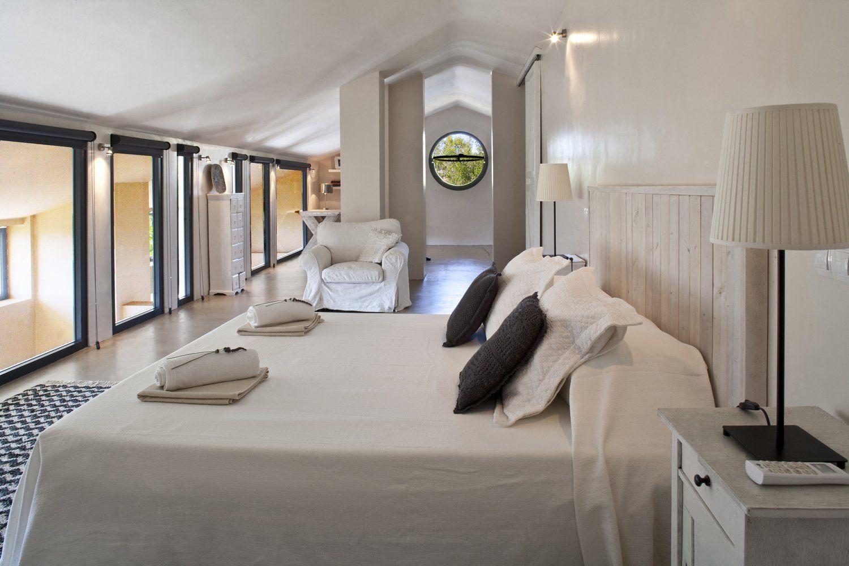 master bedroom ronda villa