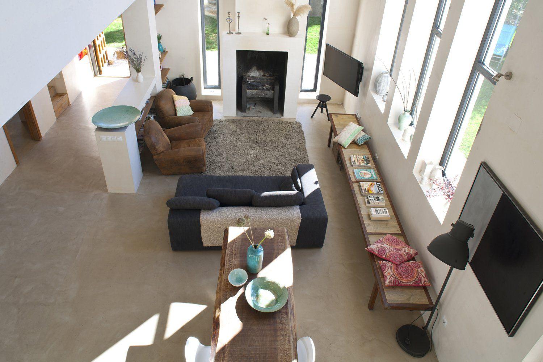 sitting room luxury villa ronda