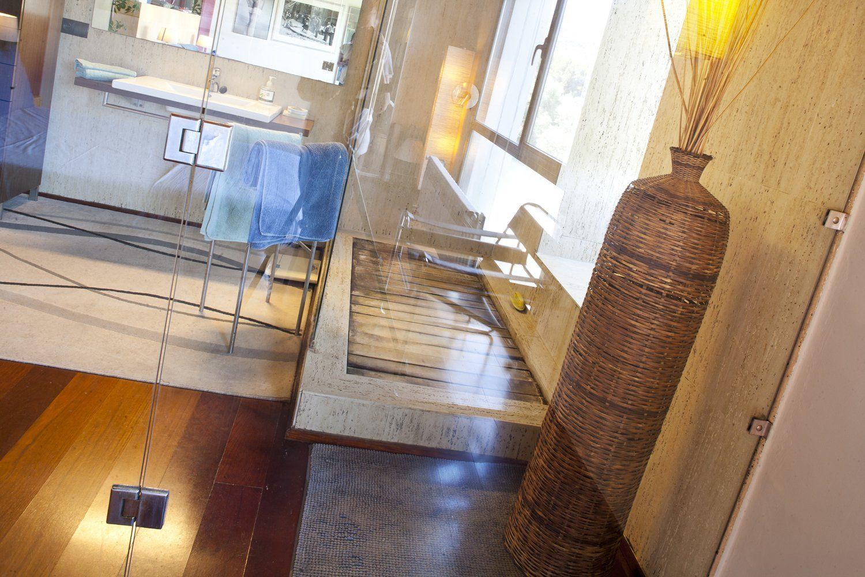 bathroom in ronda villa