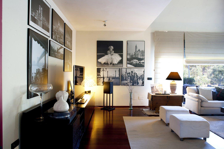 villa sitting room near ronda