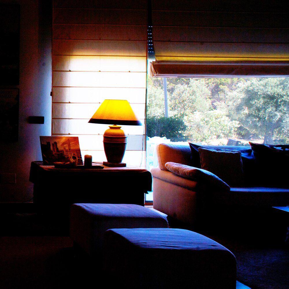 sitting room villa in ronda