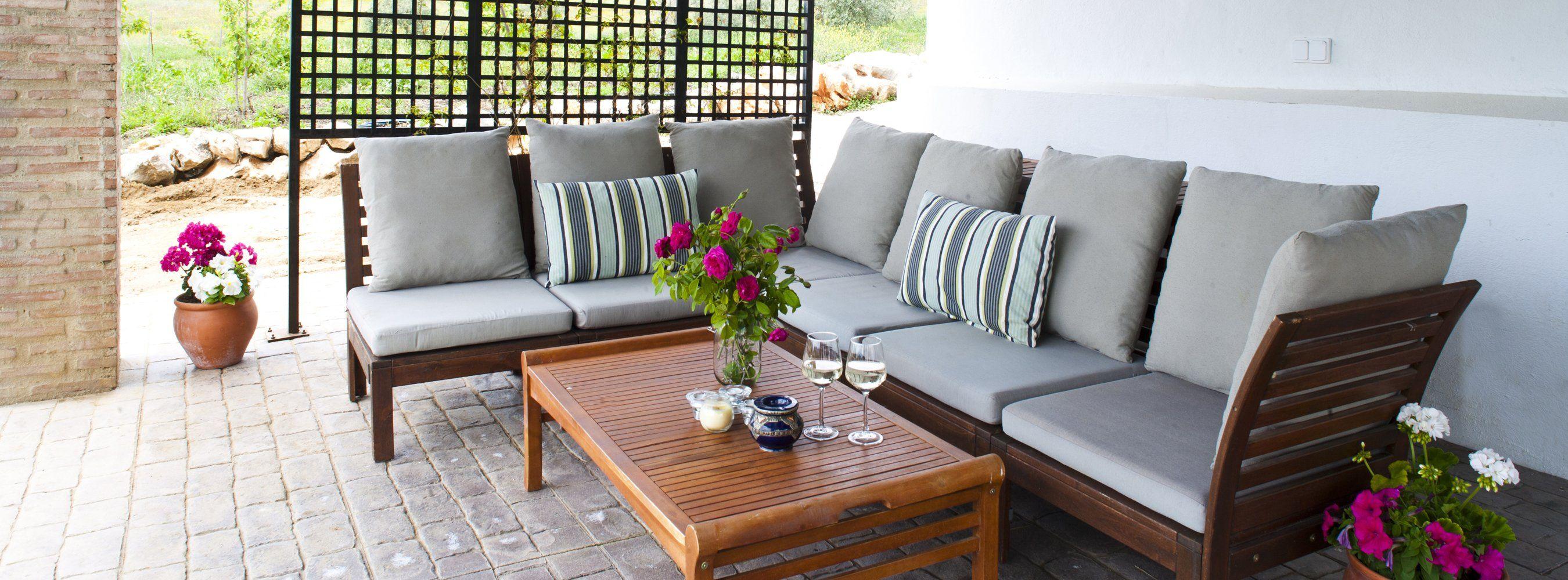 outdoor seating ronda