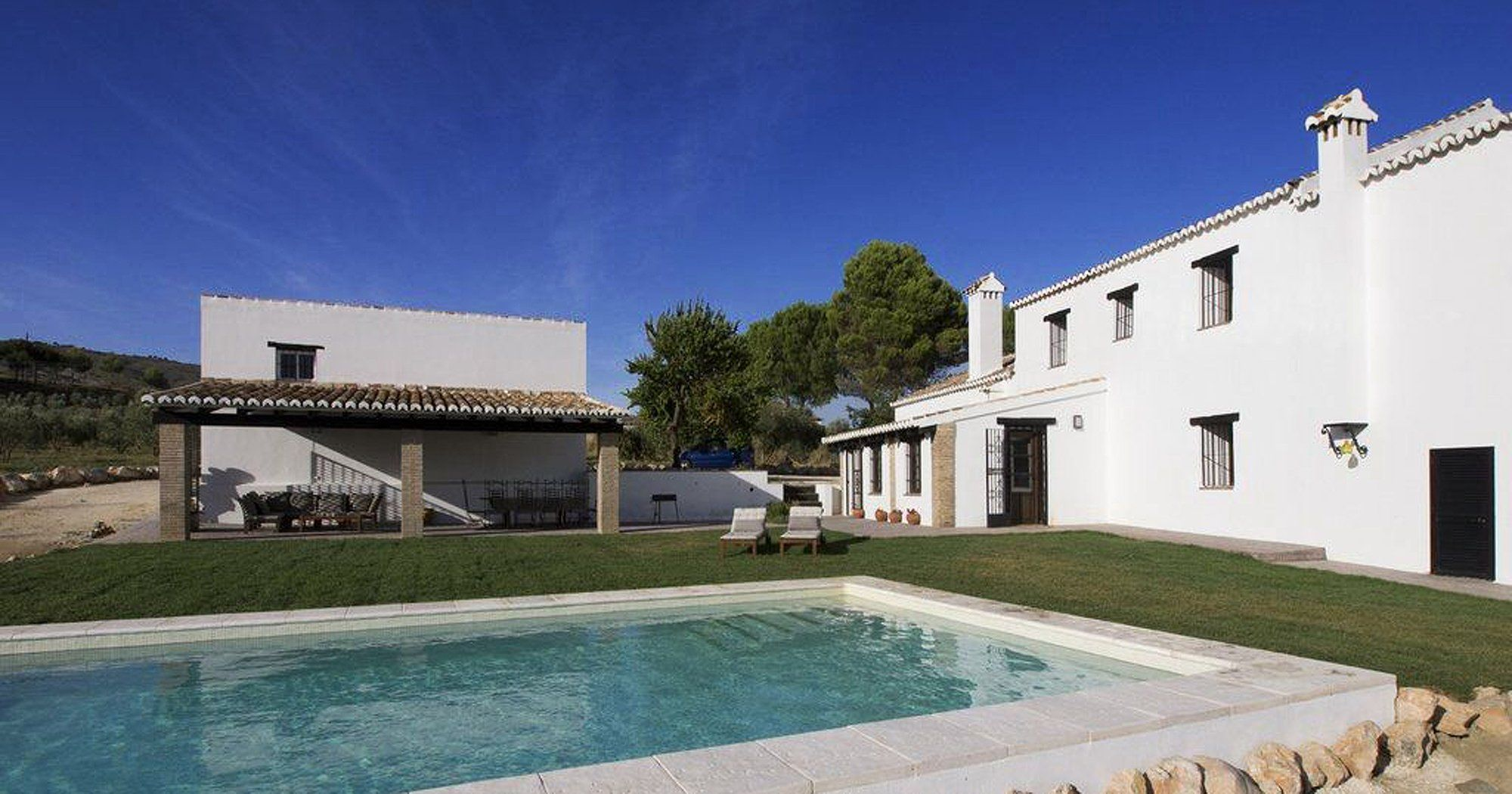 villas andalucia and pool