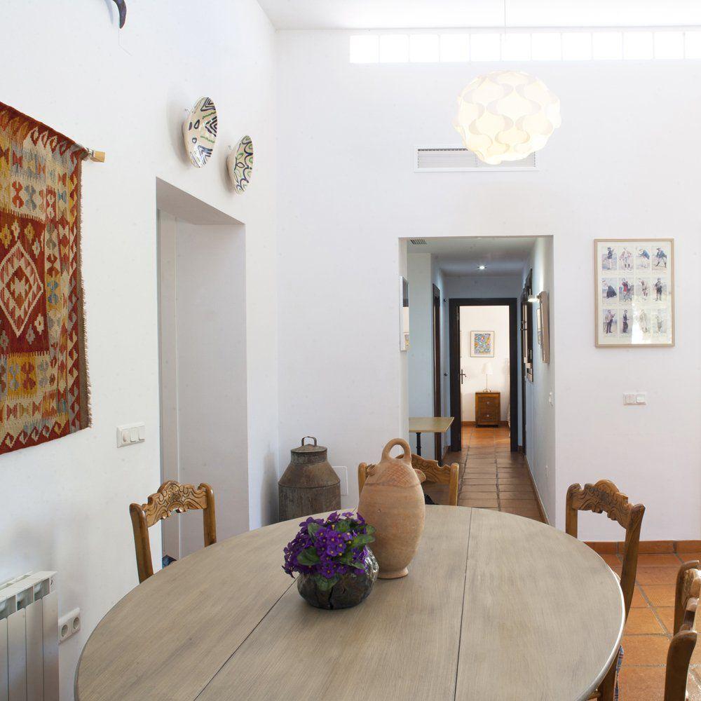 indoor dining ronda andalucia