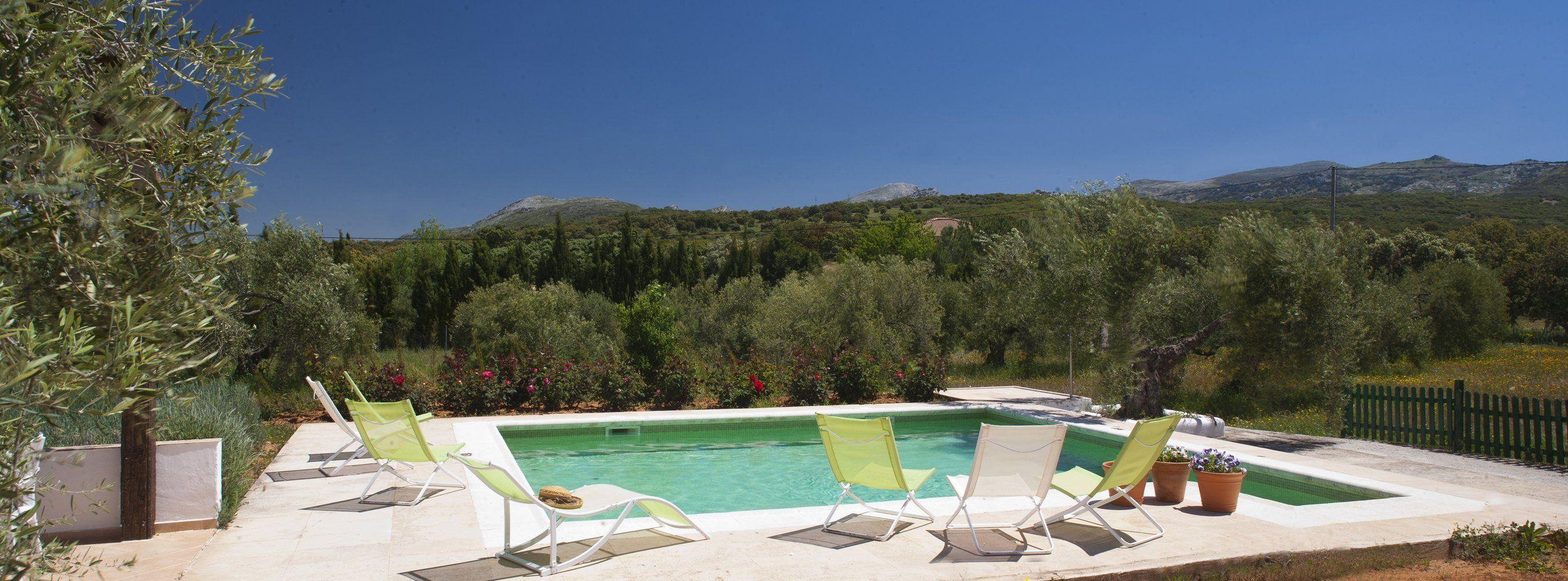 swimming pool villa andalucia