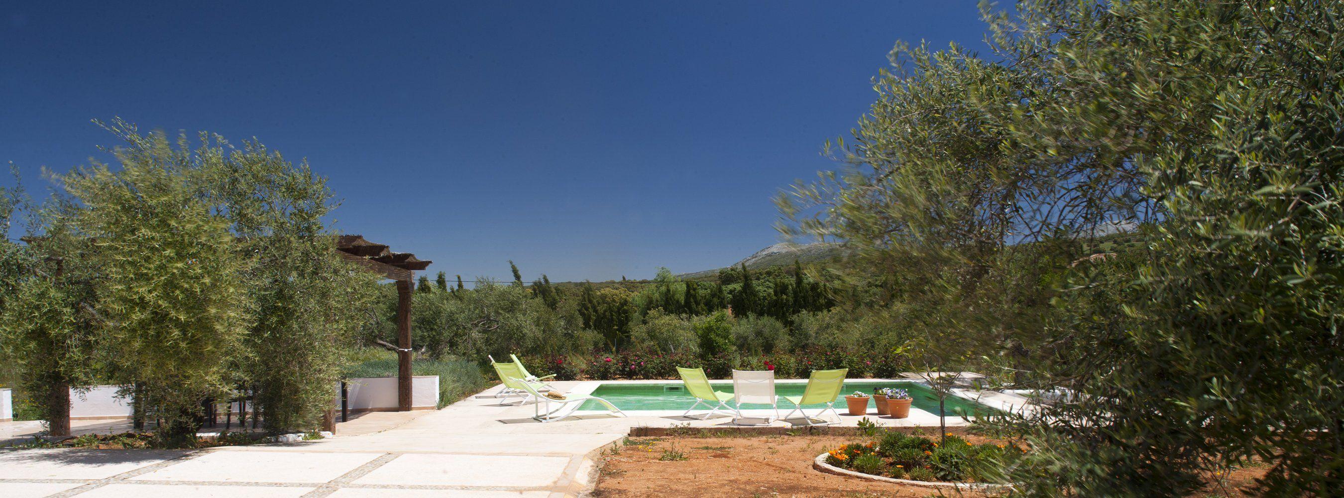 garden villa andalucia