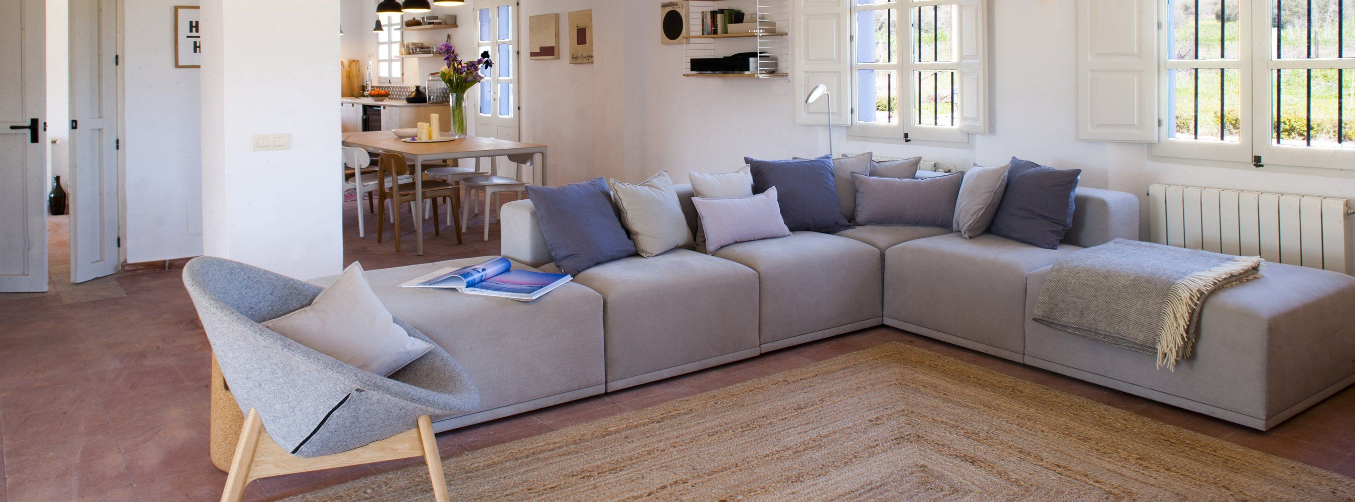 sitting room ronda villa