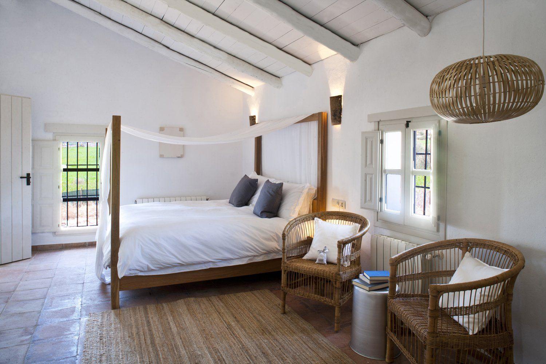 villa el paraiso bedroom ronda