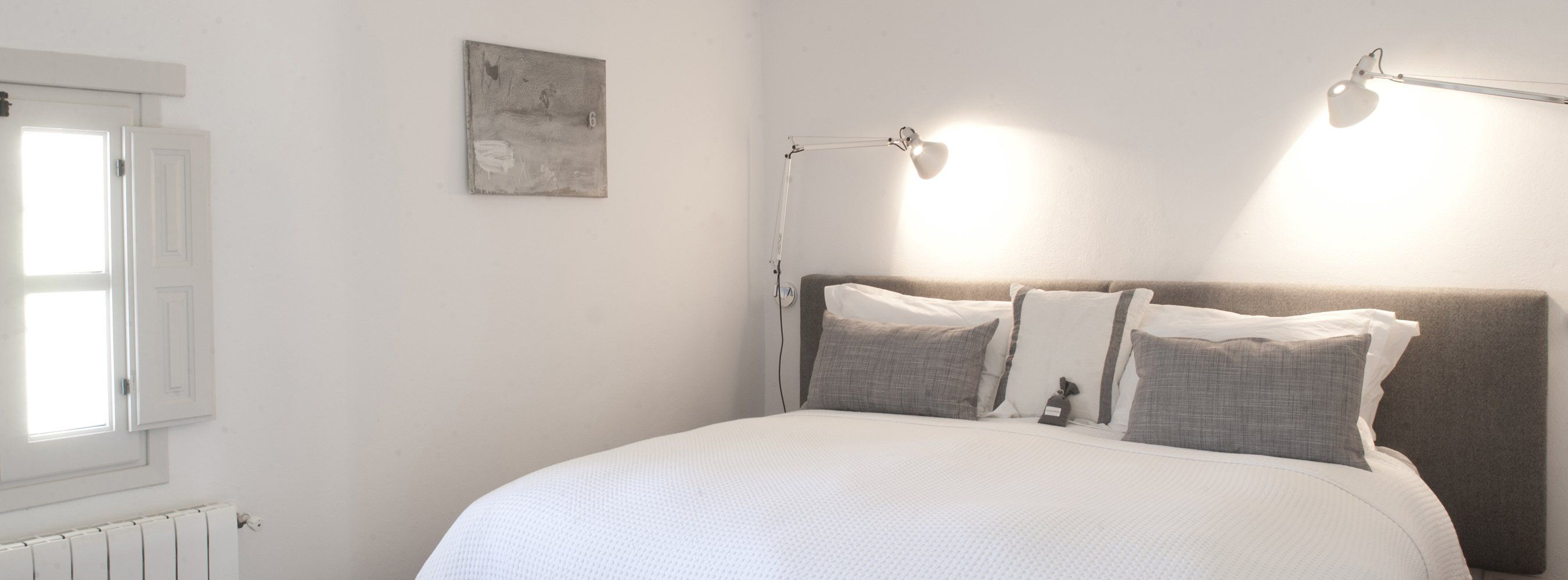 bedroom ronda andalucia