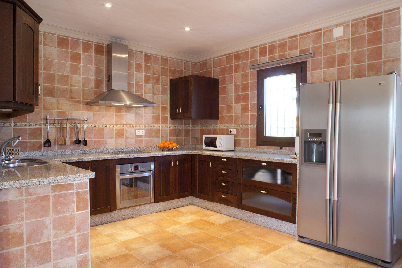 kitchen holiday villa