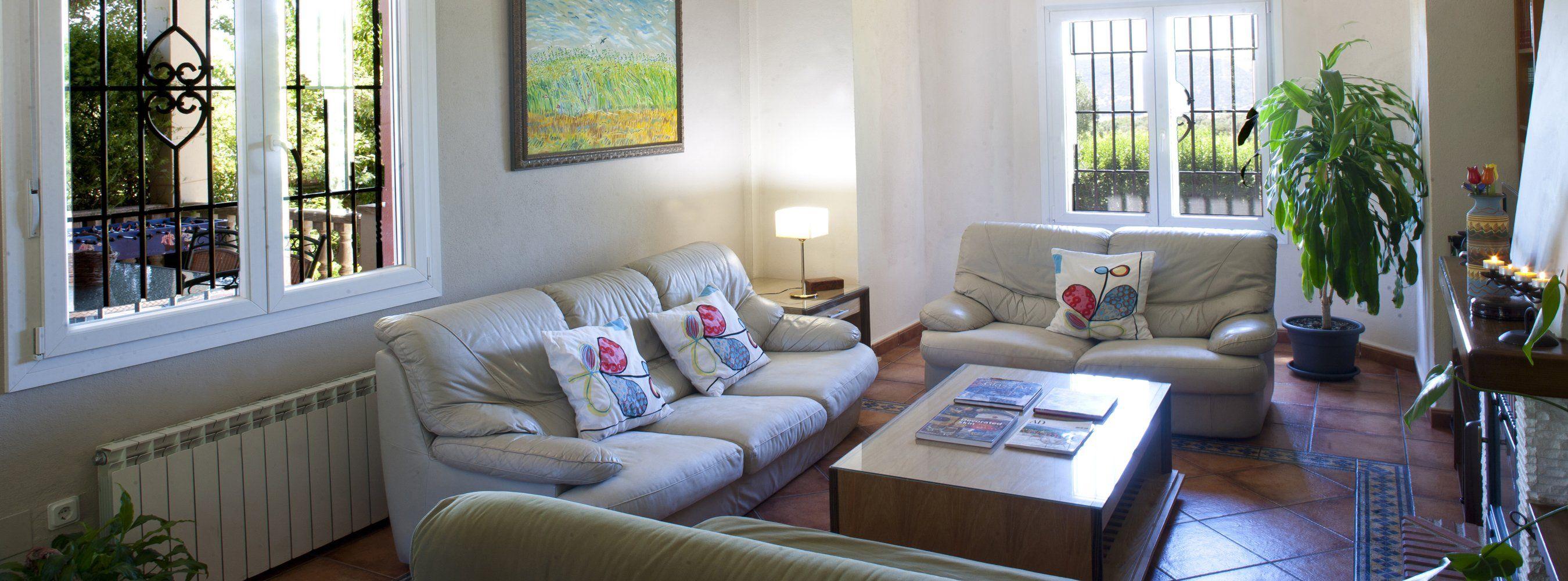 sitting room villas andalucia