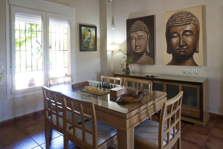 dinig area villas andalucia